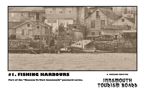 Innsmouth Tourism Board 01 - Fishing Harbours