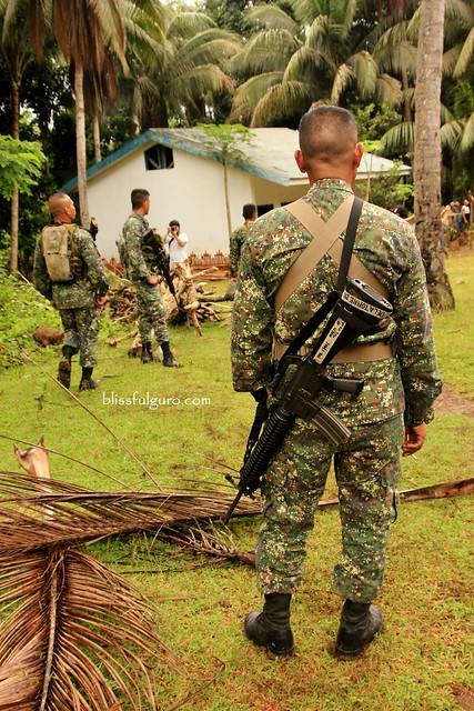 Philippine Marines Patikul Sulu