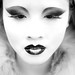 Monochrome queen by *juice