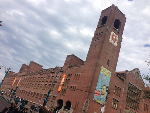 Great venue for #gotoams