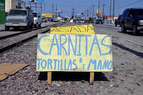 Weekend Carnitas at Central & Slauson - Los Angeles