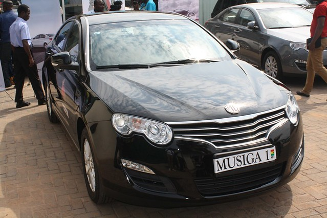 R2bees presented with Ghana Music Awards 'Artiste of the Year' car (15)