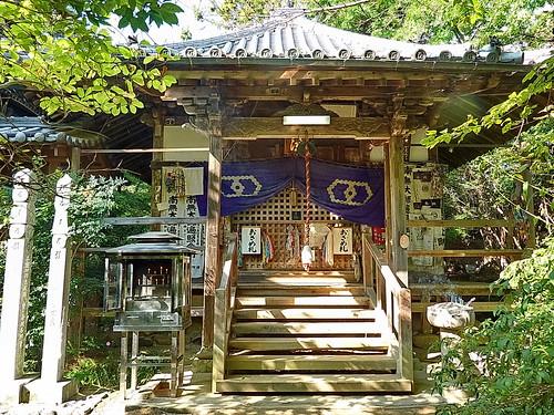 【写真】四国八十八ヶ所 : 第46番札所・浄瑠璃寺