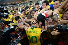 Brazil v Spain