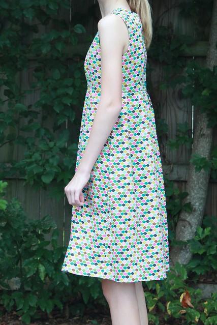 Geranium Dress, size 12