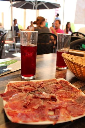 Bebidas de verão na Espanha