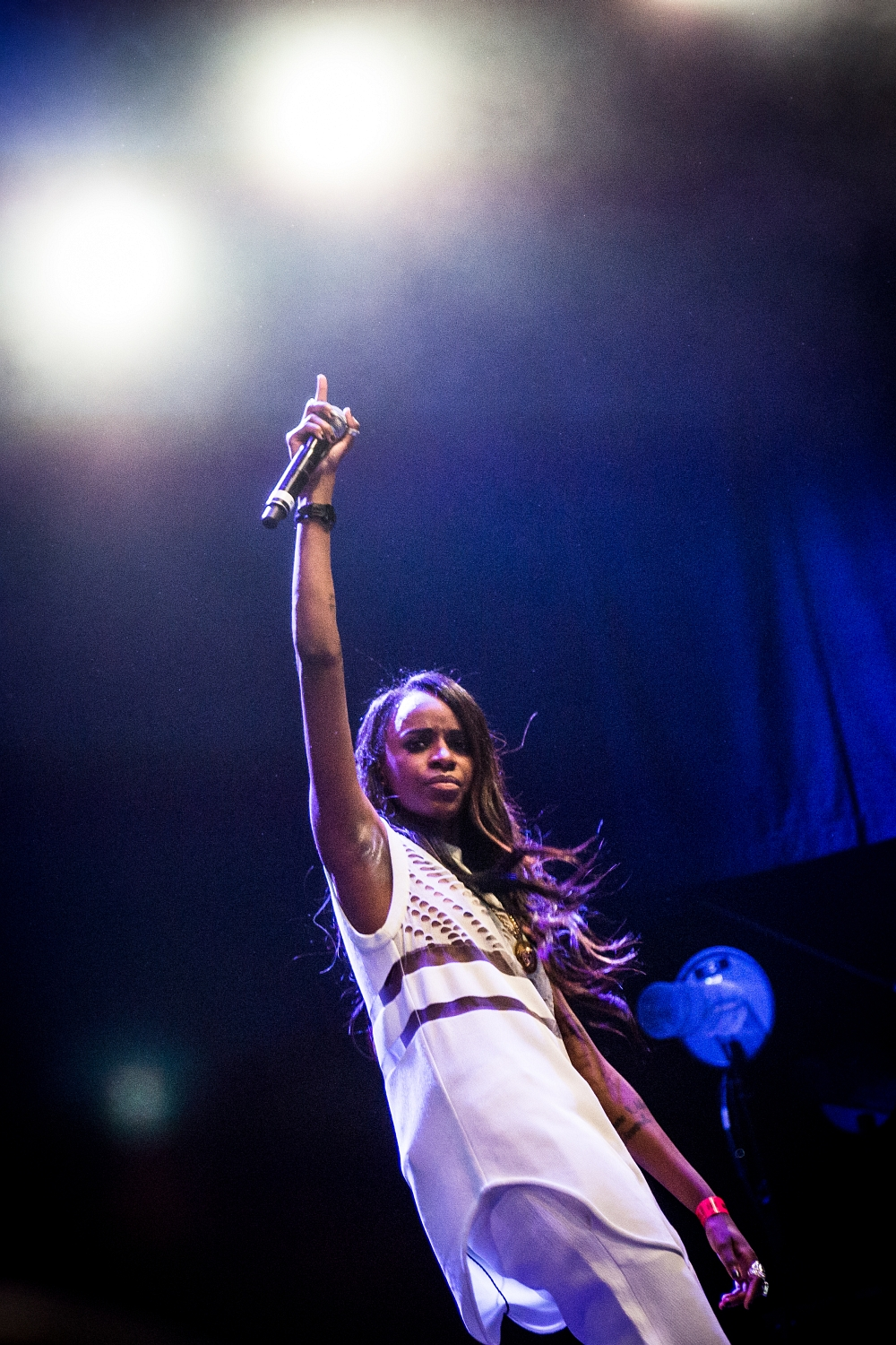 Angel Haze @ Rock Werchter 2013 (Jan Van den Bulck)