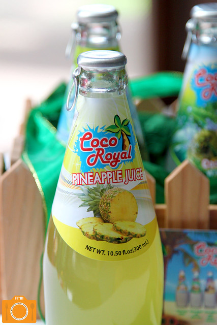 Coco Royal Pineapple Juice