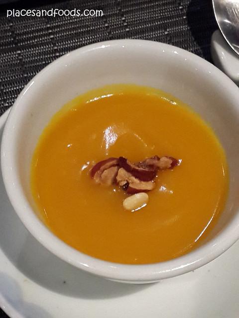 onsemiro pumpkin soup