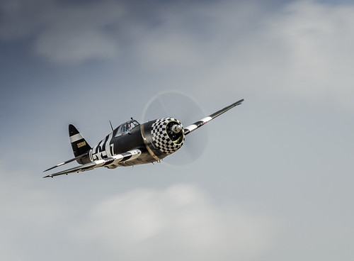 P-47   can't bust'em