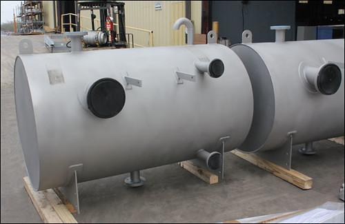 "42"" Dia. Stainless Steel Storage Tank"
