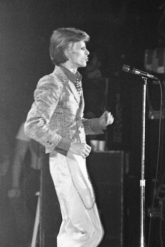 DAVID BOWIE TOUR