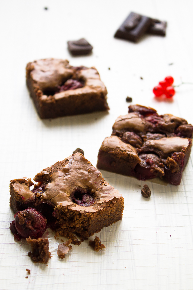 Cherry Brownie