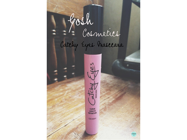 Gosh Cosmetics Catchy Eyes Mascara