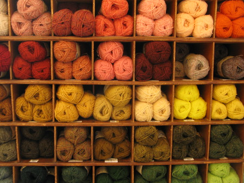 Yarn Shopping: Loop London