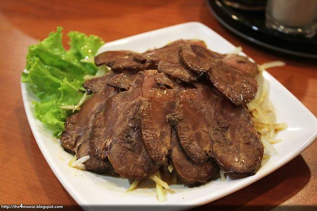 手拉手京华小馆 - 酱香牛肉