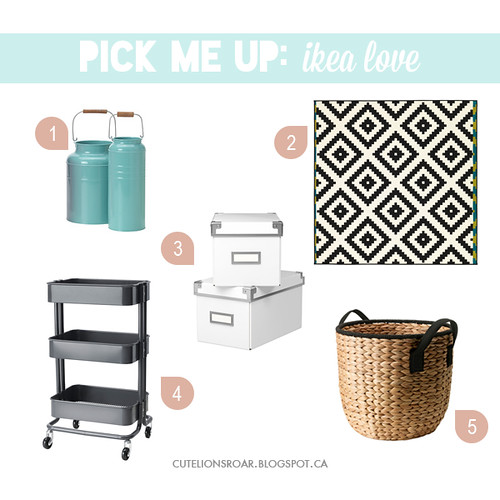 Pick Me Up: Ikea Love