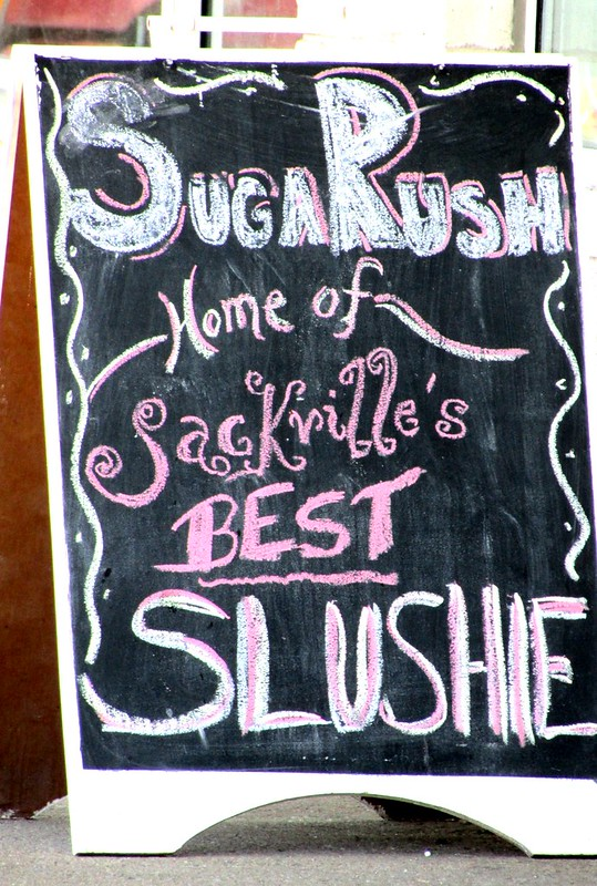 Tour of SugaRush in Lower Sackville
