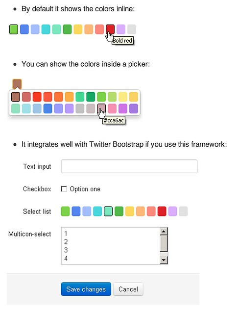jquery-simplecolorpicker