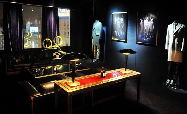 5 Roberto Cavalli Menwear AW13-14 Gentlemen's Club - Special Event  (5)
