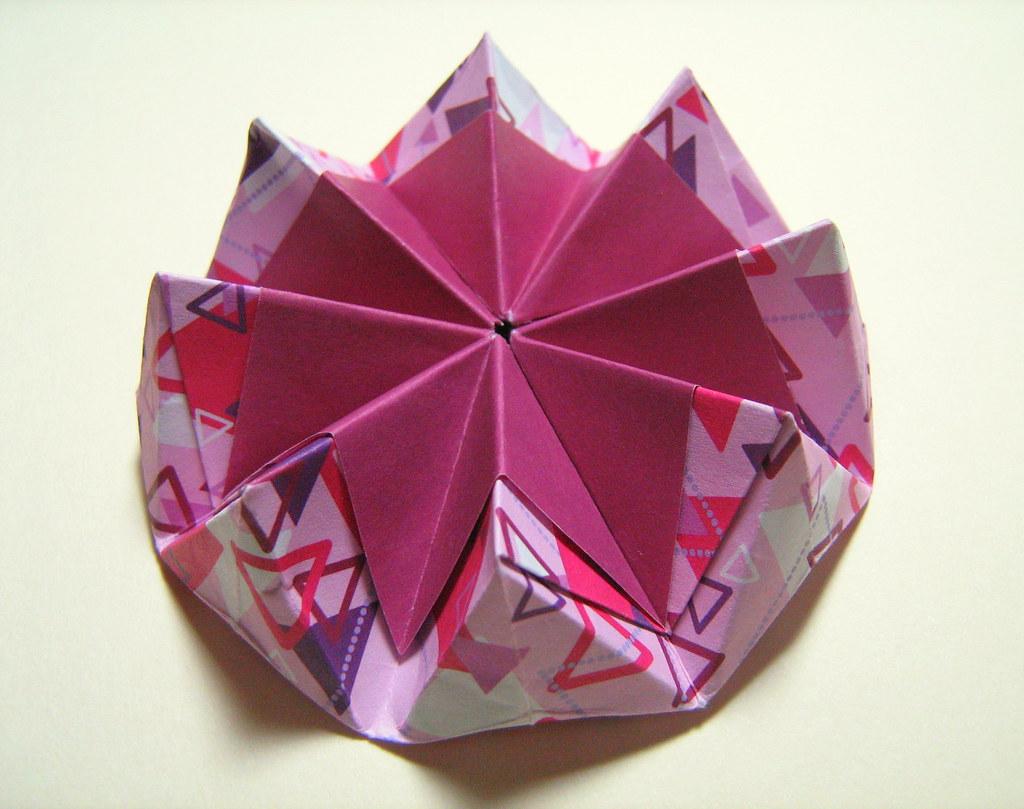 Lou pearsons most recent flickr photos picssr origami flower cut hard boiled egg toshikazu kawasaki mightylinksfo