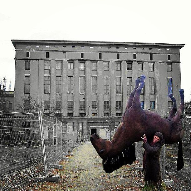 Best Club In The World #Berghain / Panorama Bar
