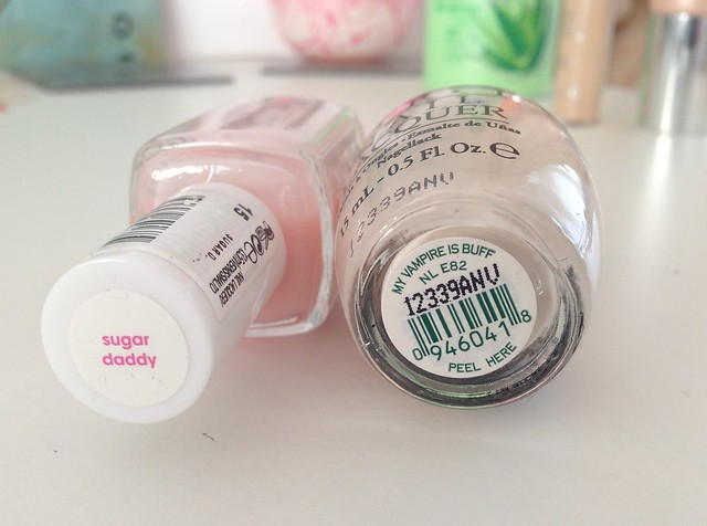 aug faves nails mystringaling
