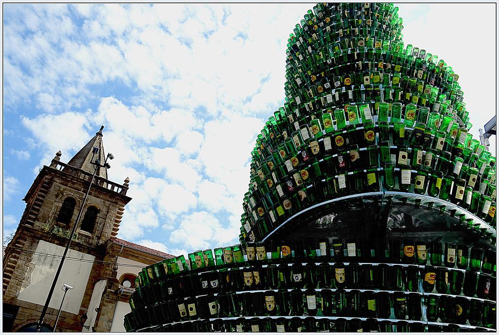 Gijón: el árbol de la sidra