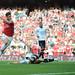 Olivier Giroud score the Arsenal goal by Stuart MacFarlane