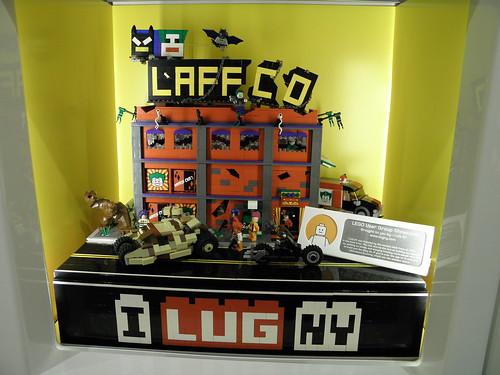 Westchester NY LUG Showcase Window- September 2013