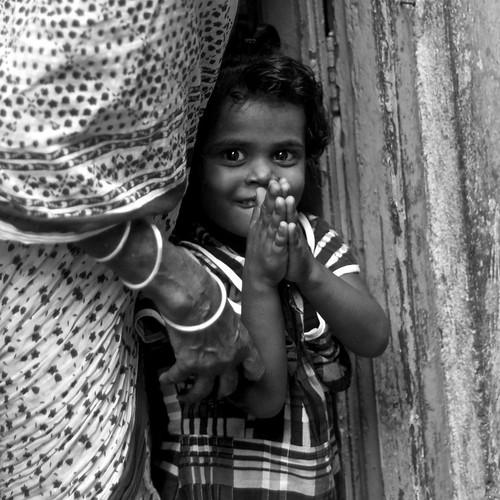 Oh! Kolkata....Namaste from the slum