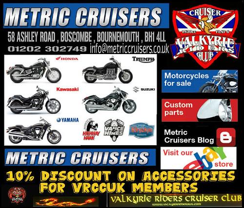 metric cruisers