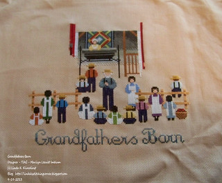 100_8847 - Grandfathers Barn - Designer - TIAG - Marilyn Leavitt Imblum - 9-19-2013
