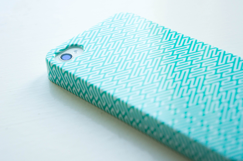 Teal-ightful Kimmy Case Back | www.latenightnonsense.com