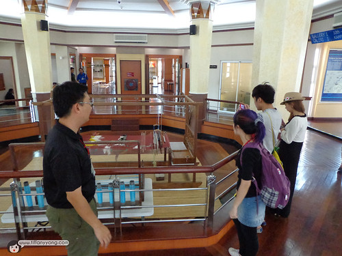 The Kampong Ayer Cultural and Tourist Gallery