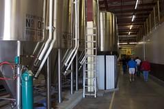 Fermentation Tanks at Stranahan's Distillery