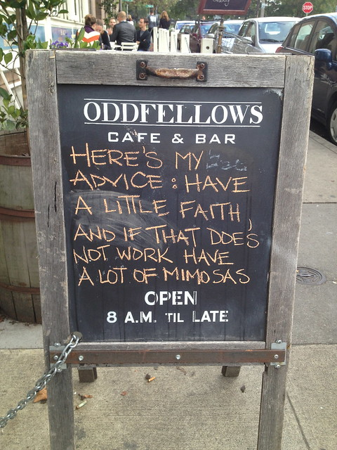 Oddfellows Cafe