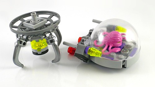 Nickelodeon Teenage Mutant Ninja Turtles LEGO 79100 Kraang Lab Escape 12