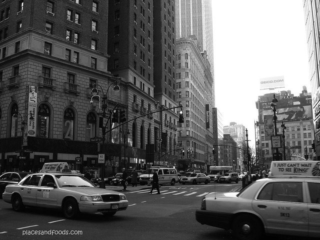 new york bw broadway