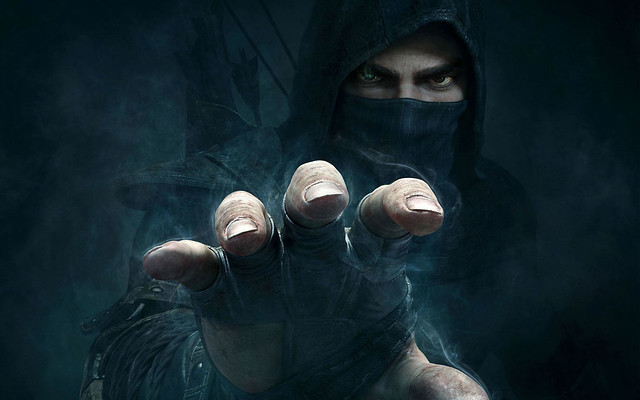 Thief Video Game Widescreen Wallpaper
