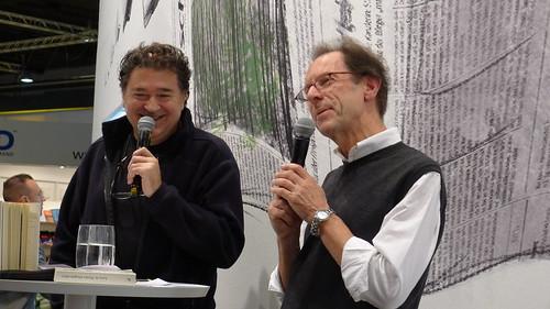Leon de Winter op de Frankfurter Buchmesse