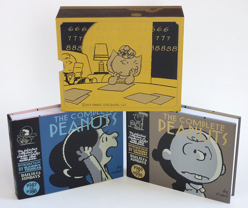 The Complete Peanuts 1987-1990 Box Set photo