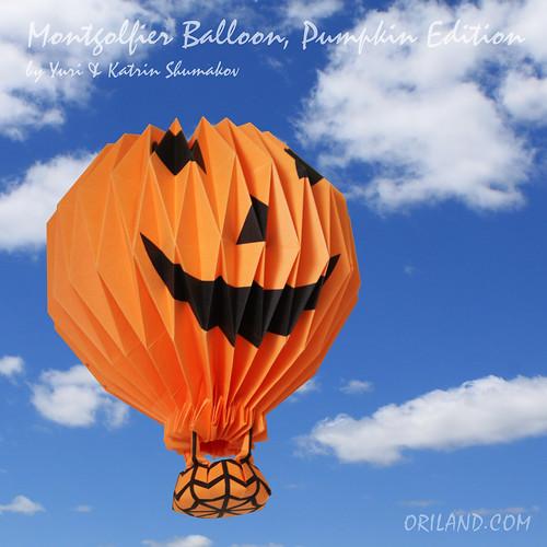 Pumpkin Balloon Raid