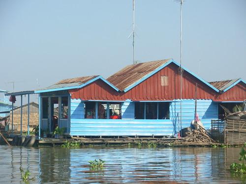 Siem Reap-Battambang - bateau (23)