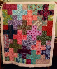 AMH Plus Quilt - Quilted