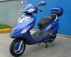 Get some information about 150 Scooter