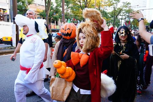 Kawasaki Halloween Parade 2013 44