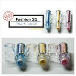 Fashion 21 roll n' dazzle review by crizeel ong