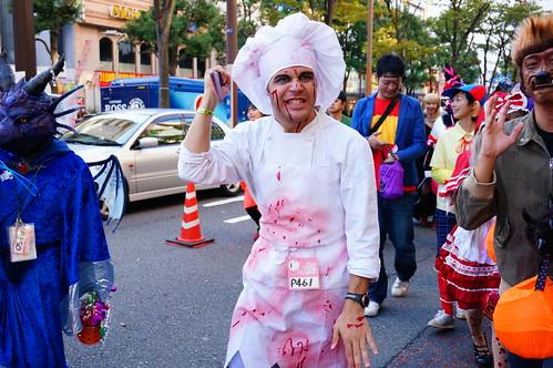 Kawasaki Halloween Parade 2013 92