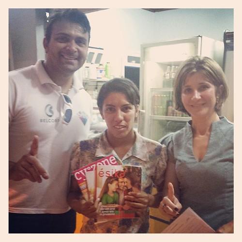 Rosilda a mais nova consultora em Acrelândia RO. Uruuuu. Somos Belcorp e Não paramos Não paramos Nunca. Vem ser www.gigantedoscosmeticos.com.br